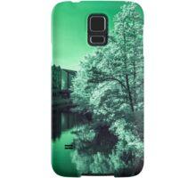 Infra-Red River Samsung Galaxy Case/Skin