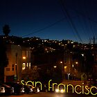 San Francisco Hills by Madeline Snow