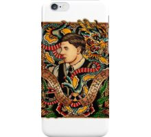 Old Timers - Charlie Wagner iPhone Case/Skin