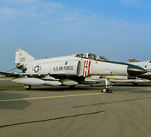 McDonnell F-4E Phantom II 66-0370 by Colin Smedley