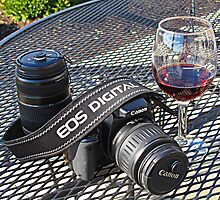 Canon And Cabernet  by Jack Ryan