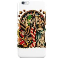 Spitshading 029 iPhone Case/Skin