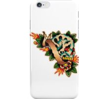Spitshading 043 iPhone Case/Skin