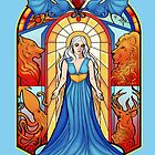 Our Mother of Dragons by Brittality
