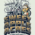 Greetings from Sweet Apple Acres by Gilles Bone