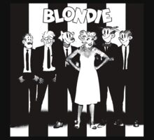 Blondie by luvthecubs
