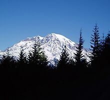 Mt Rainier 3 by MichaelWick