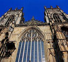 York Minster by EmilyWednesday