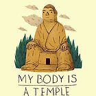 my body is a temple by louros