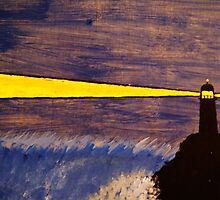 Cape Disappointment Lighthouse by Matt Amott
