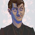 Alex Turner by sparrowich
