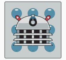 Dalek - The Dalek Invasion of Earth by GaffaMondo