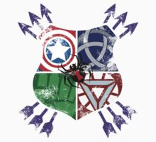 Avengers Crest by andirobinson