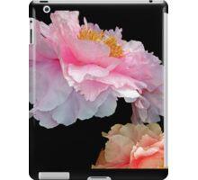 Pas de Deux Glowing Peonies iPad Case/Skin