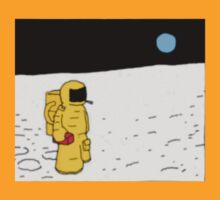 Quas on tha Moon by Zeb Reale