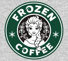 Frozen Coffee by Ellador
