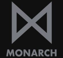 Monarch Logo by waywardtees