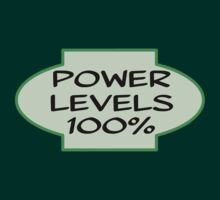 Power Levels 100% by Blinky2lame