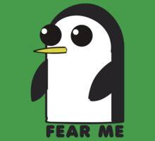 Gunter Penguin - Fear Me Kids Clothes