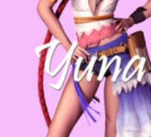 Final Fantasy Yuna Sticker Sticker