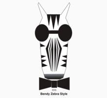 Bendy Zebra Style by toakley