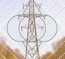 Abstract Pylon 1 by CTWORK