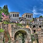 Pavilions at the Palatine by vivsworld