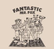 Fantastic Mr. Fox Pencil by xtotemx