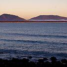 Sun Touching Crowdy Bay by Liz Worth
