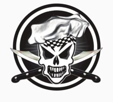 Chef Skull Black 2 by sdesiata