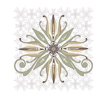 Floral Designs (1) by catherine bosman