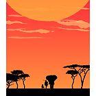 An African Fairytale by catherine bosman
