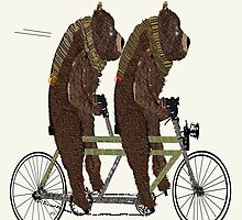 grizzly days let tandem by bri-b