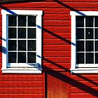 Two Windows by cclaude