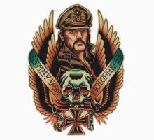 Lemmy Von Motorhead by chuckcarvalho