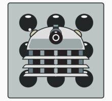 Dalek - Day Of The Daleks by GaffaMondo
