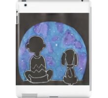 Charlie Brown Wonderment iPad Case/Skin