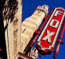 Fabulous Fox Theatre in Atlanta by Mark Tisdale