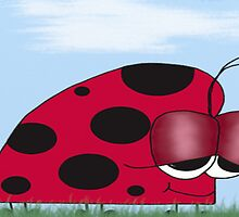 The Euphoric Ladybug by OneArtsyMomma