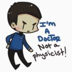Not a physicist. by halflock