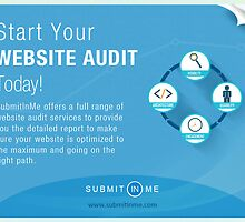 Start Your Website Audit Today! by submitinmecom