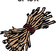 OP is a Bundle of Sticks by lpilky