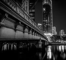 Queens Bridge by mtmontgomery