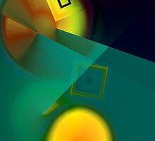 Abstract Sun Light by Vitta