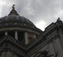 Mighty St Paul's  by Jesselizbeth