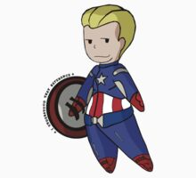 I understood that reference - Captain America by Chipuliara
