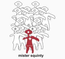 Mister Squinty 1 by swissman