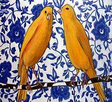 "Happy Anniversary Dear by Belinda ""BillyLee"" NYE (Printmaker)"