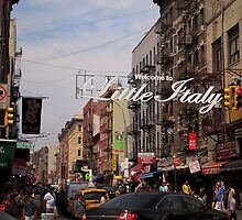 Little Italy New York by VicHL