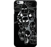 Slipknot Continuous Line iPhone Case/Skin